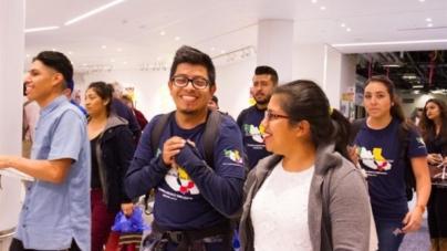 Grupo de jóvenes soñadores logra reingresar a EEUU después de viaje a México
