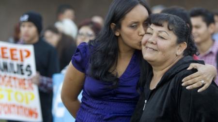 Las madres de los soñadores; lucharán porque sus hijos no sean deportados