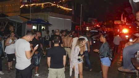Conflicto entre dos desató balacera en Playa del Carmen