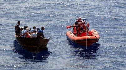 EEUU pone fin a la política de pies secos, pies mojados para cubanos