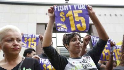 Varios trabajadores recibirán aumento del salario como regalo de Año Nuevo
