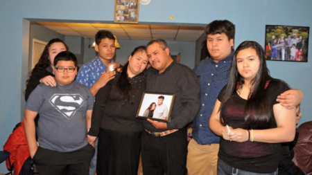 Apoyemos a la familia Torres