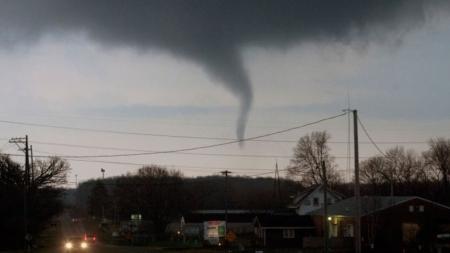 Las sirenas de advertencia de tornados / tormentas iniciarán las pruebas en abril