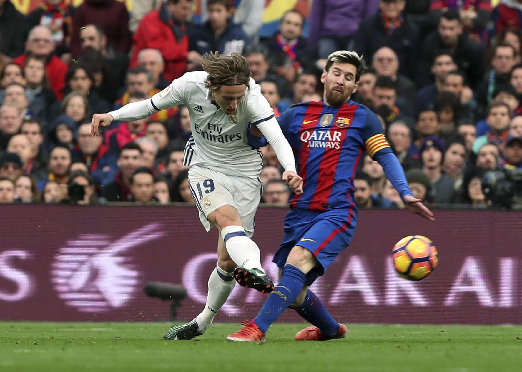 Barcelona, Manchester United y Real Madrid, protagonistas del torneo en EE.UU.