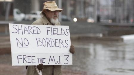Unas 200 personas se manifiestan en Boston por la liberación de inmigrantes