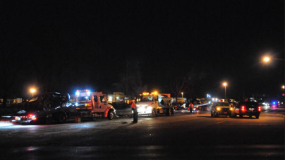 Dos mueren durante persecución policial en Kentwood