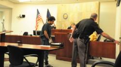 Admitido asesino de periodista columnista dominicano apareció en corte