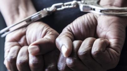 Sospecho armado arrestado en dos ocasiones separadas