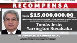 México y EE.UU. buscan que exgobernador mexicano sea juzgado en ambos países