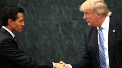 Trump acuerda con Peña Nieto y Trudeau renegociar el TLCAN sin retirarse