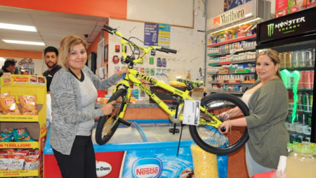 Rodríguez Supermarket sigue demostrando gratitud a su clientela