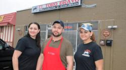 """El Toro Bravo: """"Comida como en su casa, comida como en México"""""""