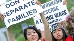 Miles de niños estadounidenses son separados de sus padres indocumentados