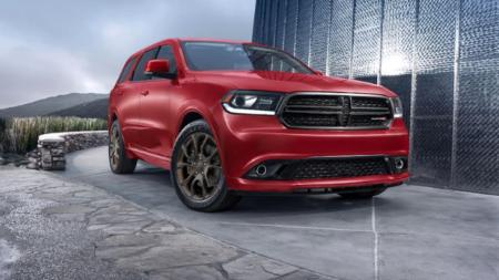 2017 Dodge Durango. ¿Amor a primera vista?