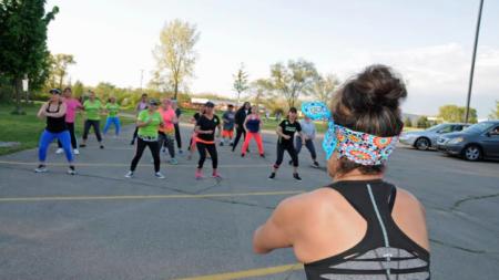 Grupo impactando salud de mujeres latinas