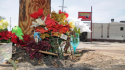 Viuda de hombre que murió en S. Division, busca mandar sus restos a México
