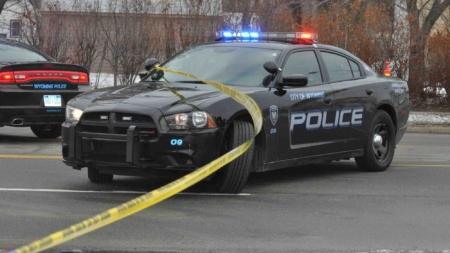 Mujer muere por accidente en calle 28 y Burlingame