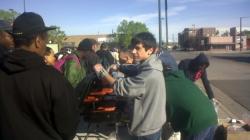 """Programas de comidas gratis de verano ayuda a """"nuevos pobres"""" de Colorado"""