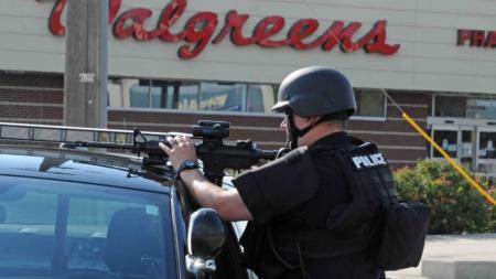 Uno herido de bala en Wyoming, 4 arrestados