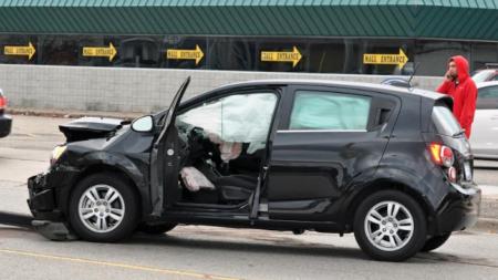 Aparatoso accidente deja víctima fatal