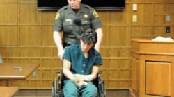 Acusado asaltante encontrado competente