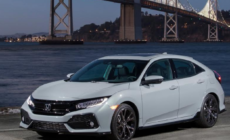 Honda Civic hatchback Sport: Sencillez honesta y disfrutable.
