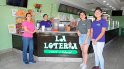 """La Lotería """"Heladería y Antojitos"""" un sueño de pareja mexicana"""