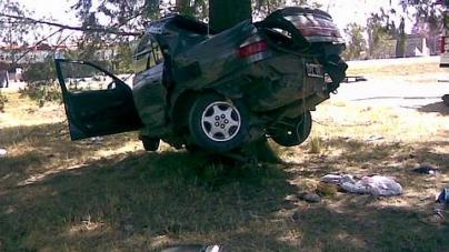 Policía investiga accidente fatal