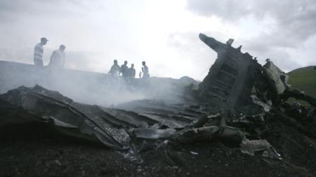 Asciende a doce el número de muertos en accidente aéreo militar en Misisipi
