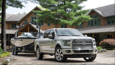 Ford F-Series, resistiendo la mejor de las pruebas…la del tiempo.