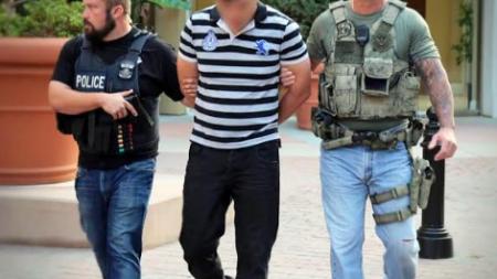 Fugitivo Dominicano número 400 arrestado por ICE en 2017