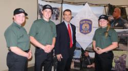 GRPD reconoce graduados de academia juvenil