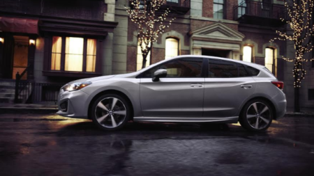 2017 Impreza. ¿El futuro de Subaru?