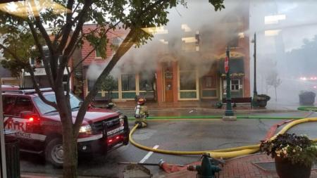 Institución icónica destruida en incendio