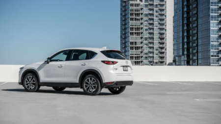 Eficiente, lujoso y sin discusión hermoso, Es el CX-5 de Mazda
