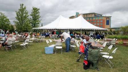Evento de Metro Health benefició a veteranos sin techo
