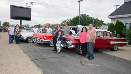 """Hispanos se presentaron en """"13"""" Metro Cruise en Wyoming"""
