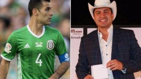EEUU sanciona al futbolista Rafa Márquez y Julión Álvarez por lazos con narco