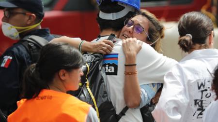México agradece apoyo y solidaridad internacionales recibidos tras sismos
