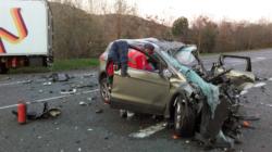 Una persona muerta en un accidente en Caledonia Twp
