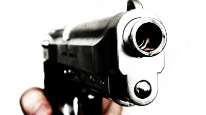 Joven de 15 años recibe un tiro