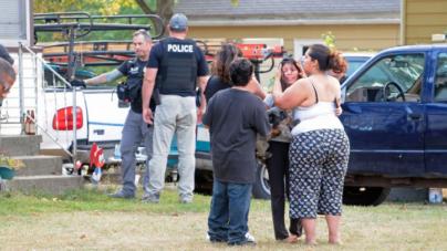 ICE arresta 4 inmigrantes mexicanos en Kentwood