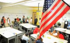 """Alumnos de GRPS aprenden sobre """"Constitución EEUU"""""""