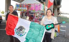 Familias celebraron cultura mexicana en GR