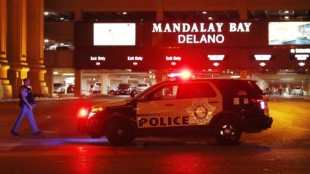 Noche de terror en Las Vegas