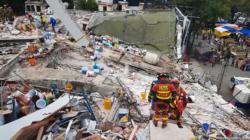 Trabajan sin descanso para rescatar el último sepultado de sismo en México