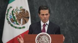 Peña Nieto llamó a Trump para darle condolencias por el tiroteo de Las Vegas