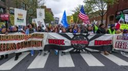 "Cortan tránsito en Chicago por ""falta de compromiso"" alcalde con inmigrantes"