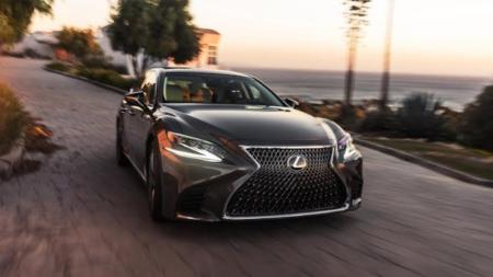 2018 Lexus LS 500. El orgullo de una marca.