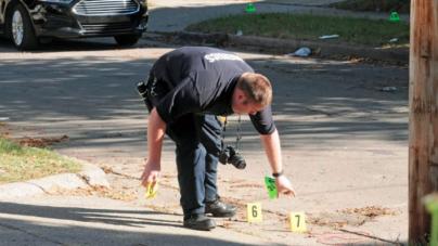 Hombre herido por bala en suroeste de Grand Rapids